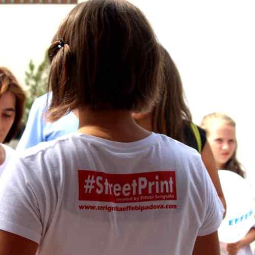 T-shirt stampa digitale